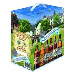 Geschenkset Beste Biere aus bayrischen Schlössern