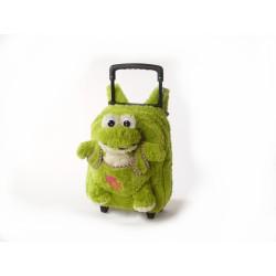 Kindertrolley Frosch 35x25x13cm